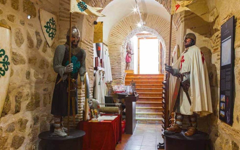Exposición Templarios y otras ordenes militares en Toledo