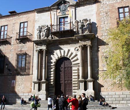 Palacio Arzobispal de Toledo