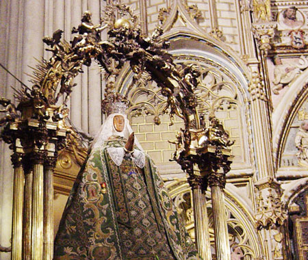Virgen del Sagrario de Toledo