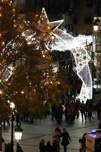 Encendido de las luces de Navidad Toledo 2019