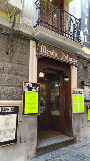 Restaurante y Hostal Palacios Toledo