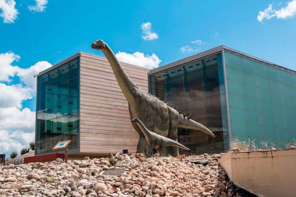 Museo Paleontológico de Castilla La Mancha (MUPA)