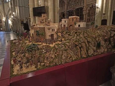 Belén Catedral de Toledo