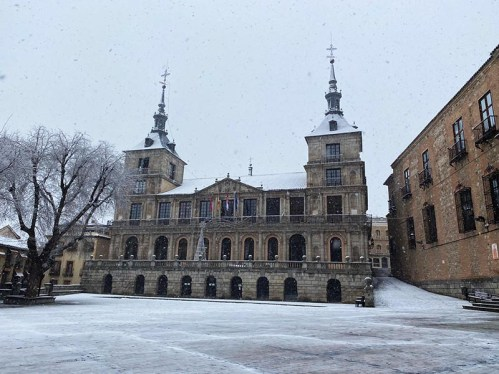 Ayuntamiento de Toledo Nevado