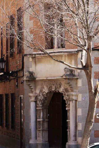 Palacio de justicia Toledo