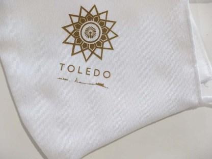 Mascarilla Toledo Estrella Reutilizable