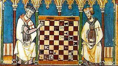 Alfonso X y el ajedrez