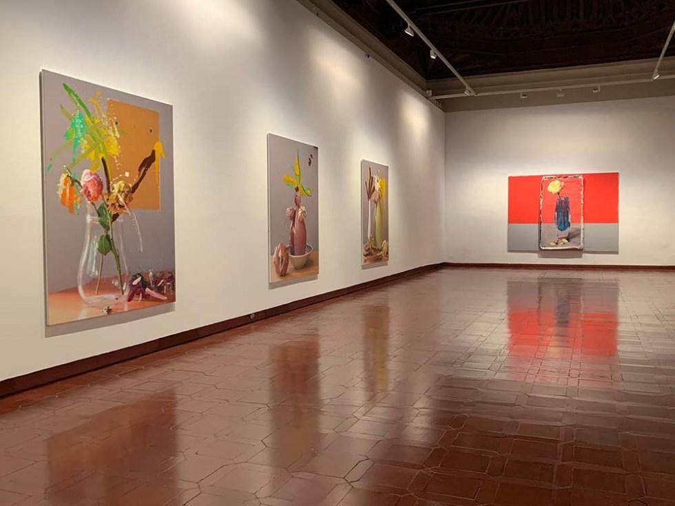 """Exposición """"Pintura"""" de Pedro Almodovar y Jorge Galiano"""