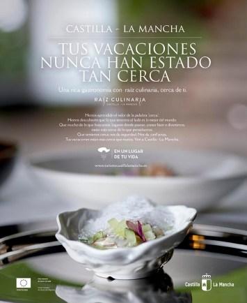 Raíz Culinaria de Castilla la Mancha