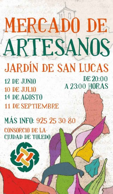 Mercado Artesano Toledo