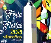 Programa Feria y Fiestas 2021 Villacañas