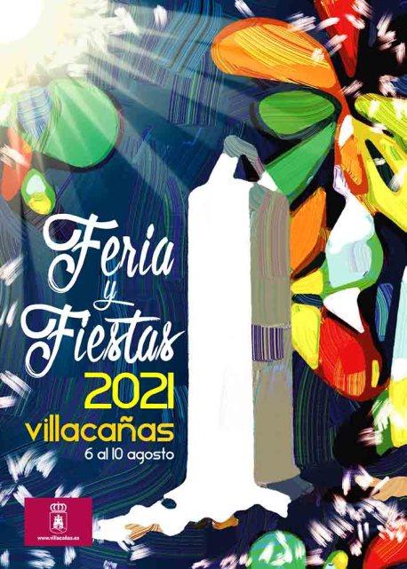 Programa Feria y Fiestas de Villacañas 2021