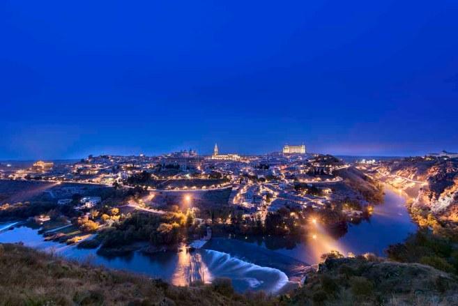 Vistas desde el Parador de Toledo