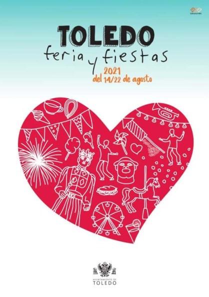 Feria y fiestas de agosto Toledo 2021