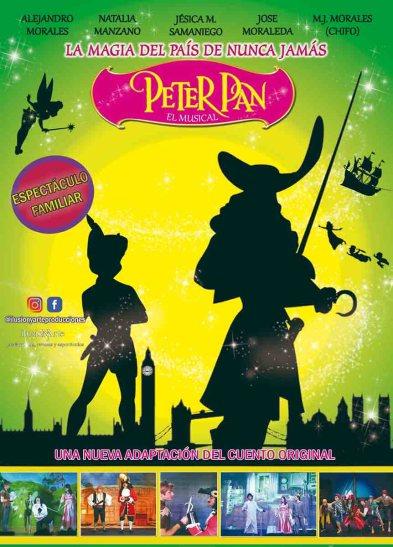 Espectáculo Peter Pan