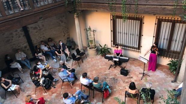 Los atardeceres musicales en el convento de San Antonio