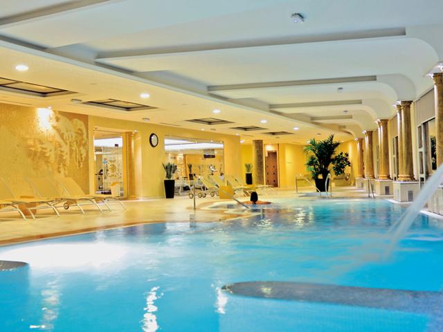 Spa del Hotel Beatriz Toledo