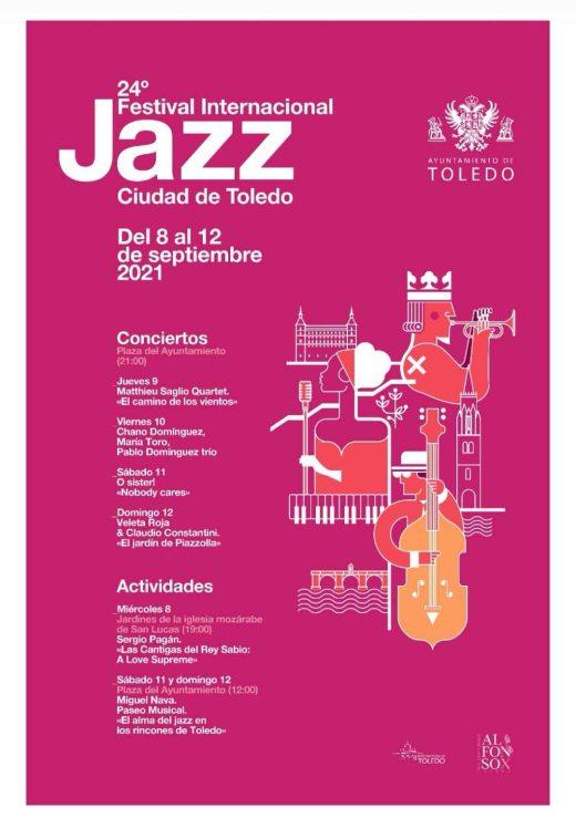 Programación del Festival de Jazz de Toledo 2021