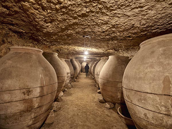 Bodegas de Vino de Castilla la Mancha