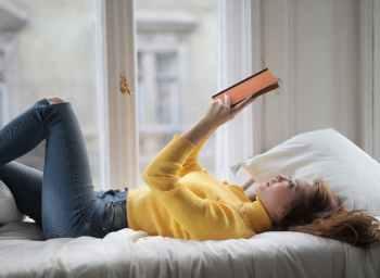 Por que ler durante o isolamento?
