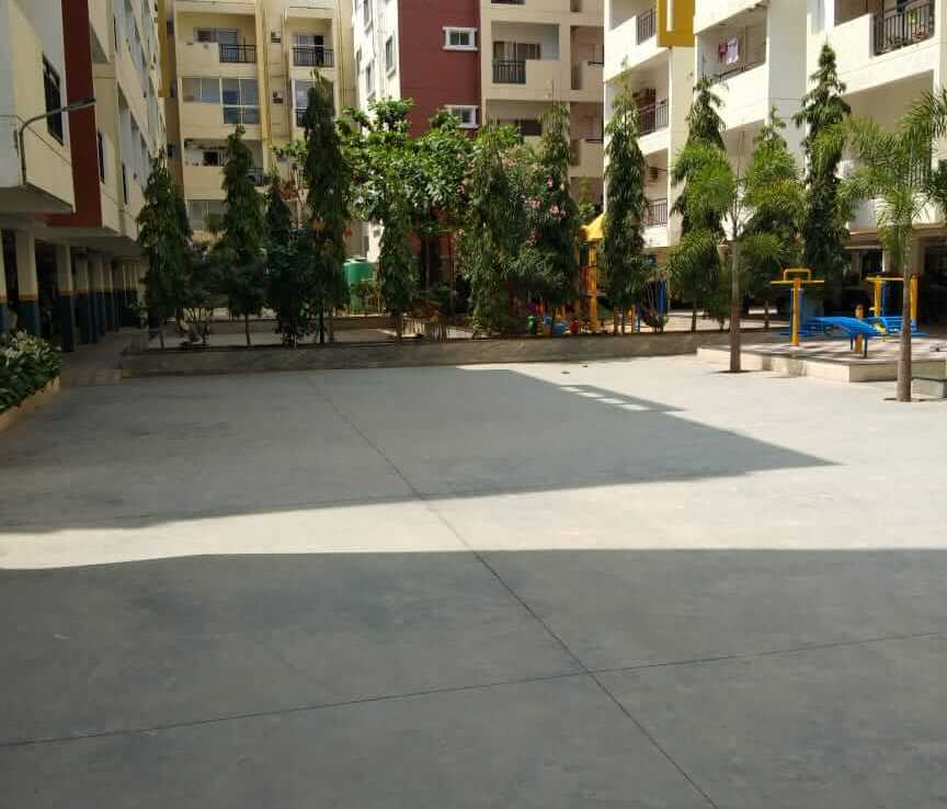 3 bhk fully furnished flat for rent in bellandur