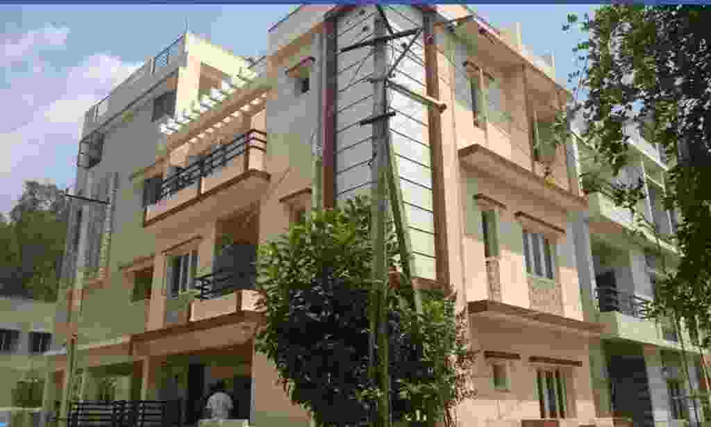 2 bhk for rent in babusapalya
