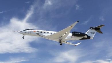 Photo of Gulfstream'in yeni iş jeti: G700