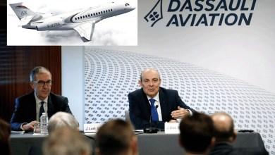 """Photo of Dassault: """"2020'de 40 Falcon iş jeti teslim edeceğiz"""""""