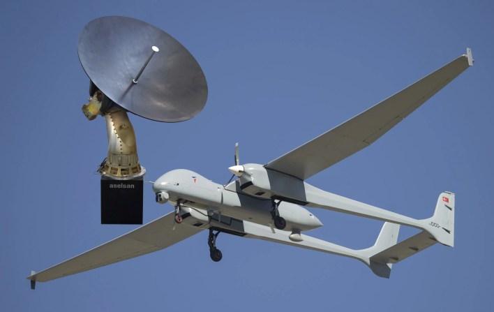Aselsan uydu sistemi aksungur
