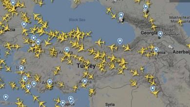 Photo of 46 ülkeye daha uçuşlar durdu…
