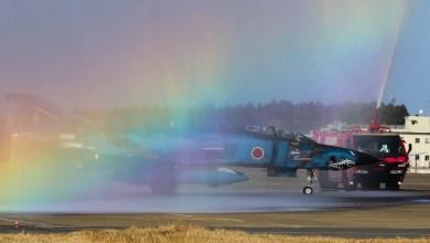Photo of Japonlar RF-4E'leri emekli etti