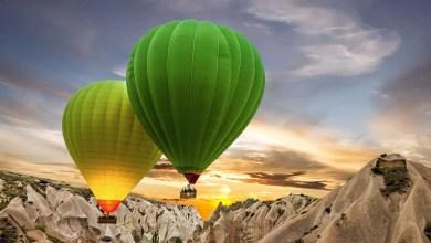 Photo of Balon uçuşları durdu