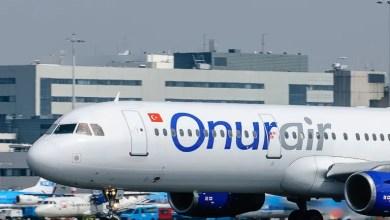 Photo of Onur Air'den COVID-19 önlemi