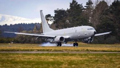 Photo of İkinci P-8 Poseidon Kinloss'a ulaştı