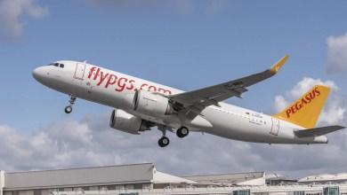 Photo of Pegasus ve Airbus masaya oturdu