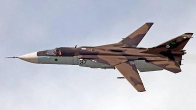 Photo of İdlip semalarında Su-24 avı