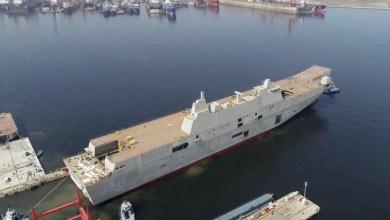 Photo of TCG Anadolu uçak gemisi mi?