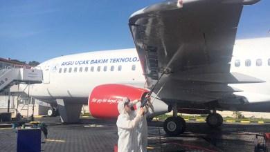 Photo of Uygulamalı uçak yıkama eğitimi