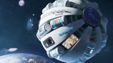 Photo of 35 bin dolara uzay oteli