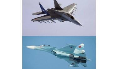 Photo of Su-30SM'lere karşı Mig-35