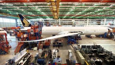 Photo of 787 imalatı duruyor
