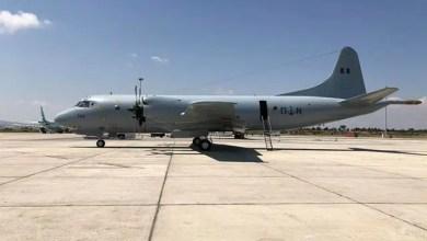 Photo of Yunan P-3'ü sinyal istihbaratı için Larnaka'da