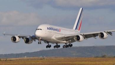 Photo of Air France'tan A380'e elvada