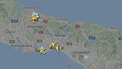 Photo of 15 günde İstanbul'da kaç uçak uçtu?