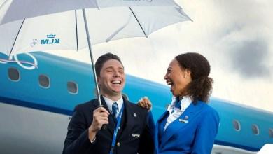 Photo of KLM uçuşlara başladı