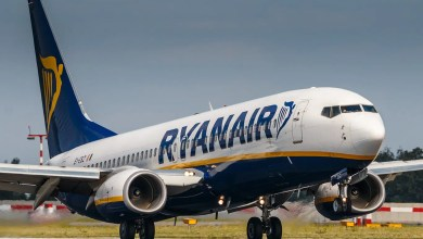 Photo of Ryanair %40 kapasite ile başlıyor