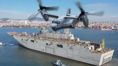 Photo of TCG Anadolu'da MV-22 Osprey kullanılabilir mi?
