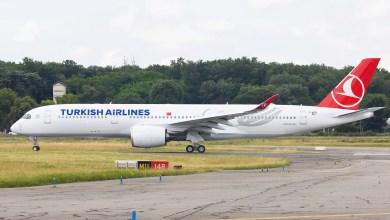 Photo of THY'nin 2. A350 uçağı testlere başladı