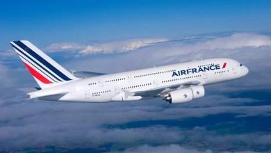 Photo of Air France'tan A380'e veda uçuşu