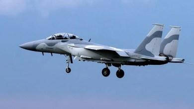 Photo of Katar'ın F-15QA'ları yeni boyamasıyla görüntülendi